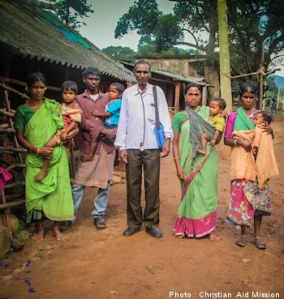Pastor Sukeswar Nayak needs medical supplies not readily available in his remote ministry outpost.