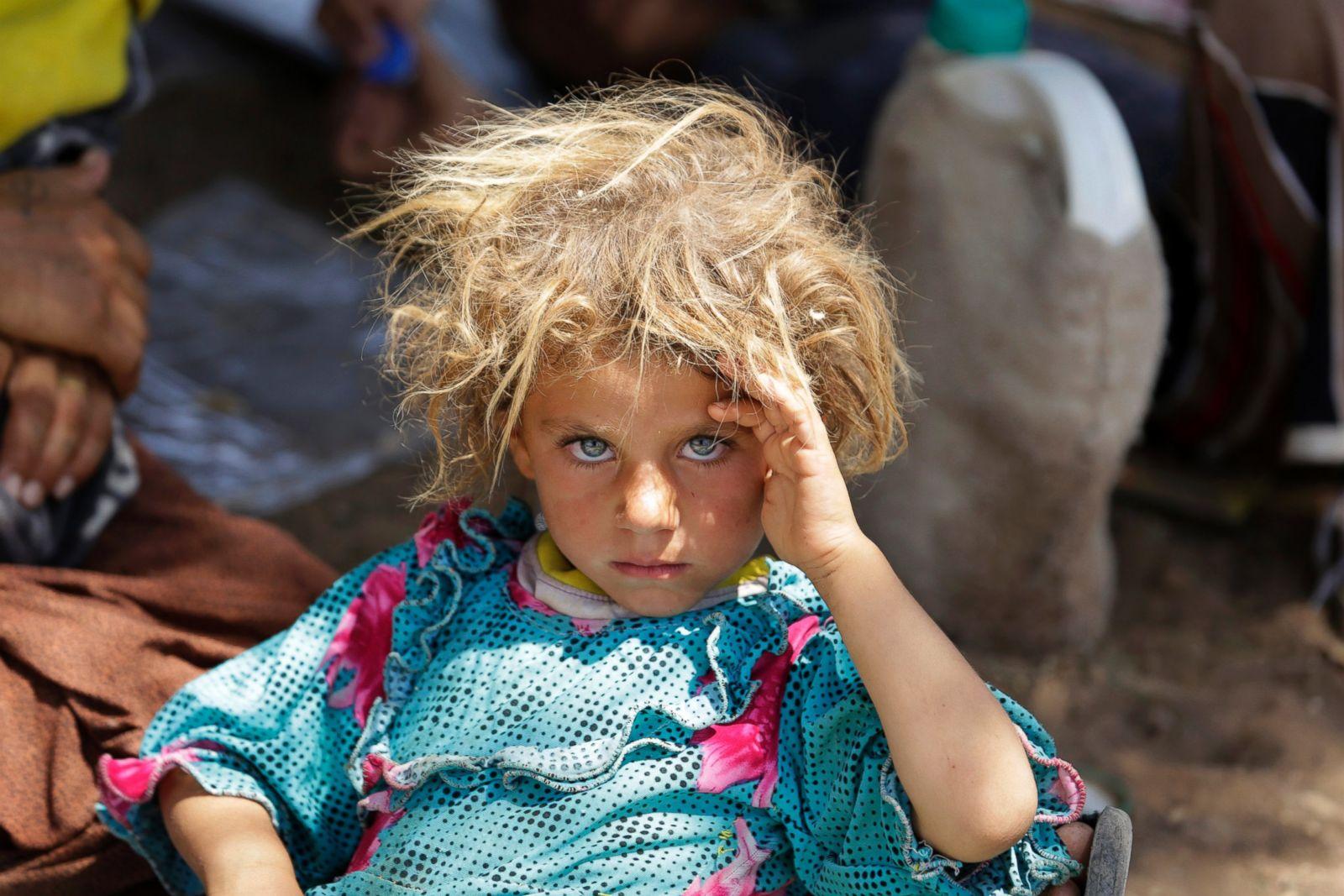 Model Hooker Mosul