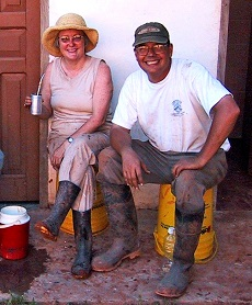 Ed & Linda Baker serve the Global Resource Team as Water and Sanitation Specialists assisting missionaries and those helping with indigenous groups who see problems but don't have the skills or tools to help solve them.
