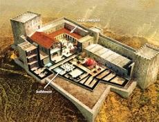 Where was John the Baptist beheaded? According to Josephus, he was beheaded at Herod's palace-fortress of Machaerus. Photo: Courtesy Győző Vörös